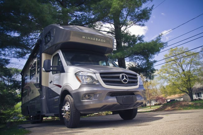 2017 Winnebago View available for rent in Grand Rapids MI