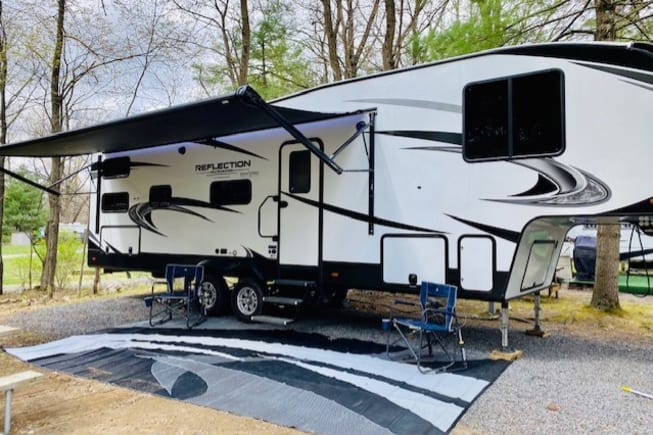 2020 Grand Design Reflection available for rent in Johnsonville NY