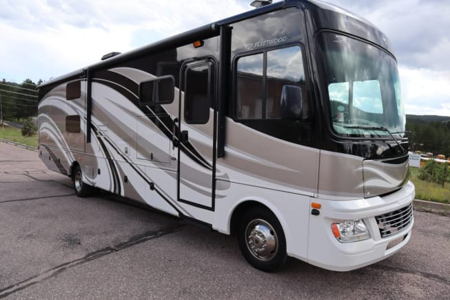 2015 Fleetwood Bounder available for rent in Woodland Park CO