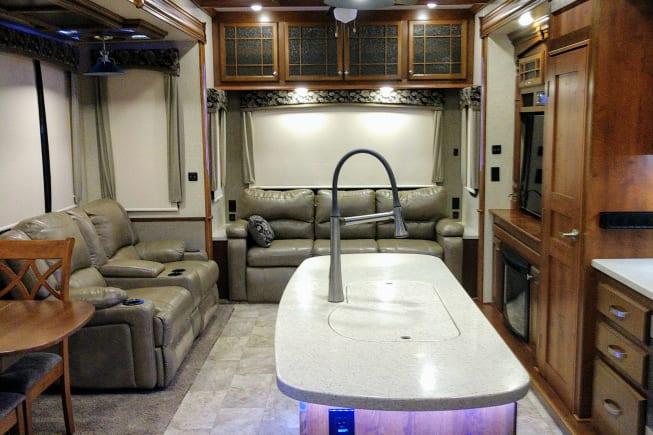 2017 Heartland Bighorn DELIVERY ONLY available for rent in Burlington NC