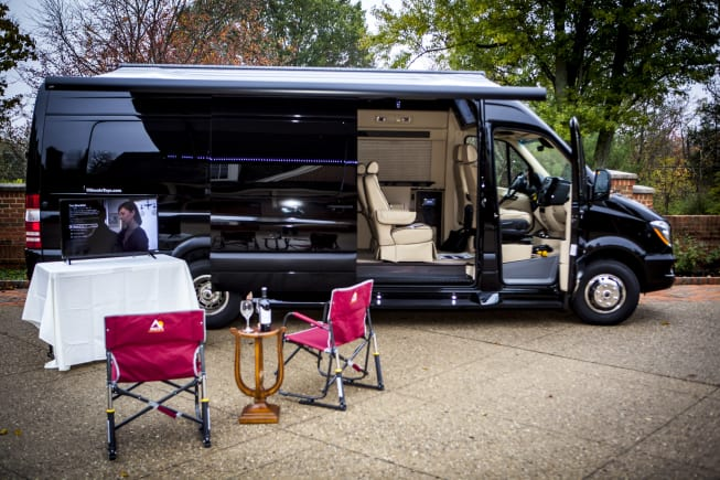 2020 MercedesBenz SuperSprinter available for rent in Frisco TX