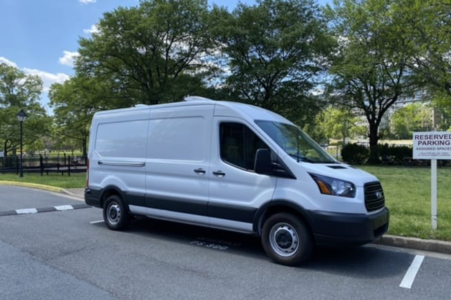 2019 Ford Transit available for rent in Arlington VA