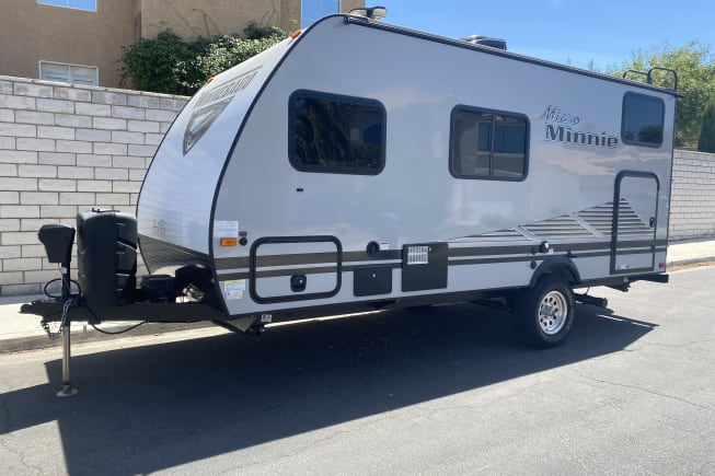 2020 Winnebago Micro Minnie available for rent in Choctaw OK