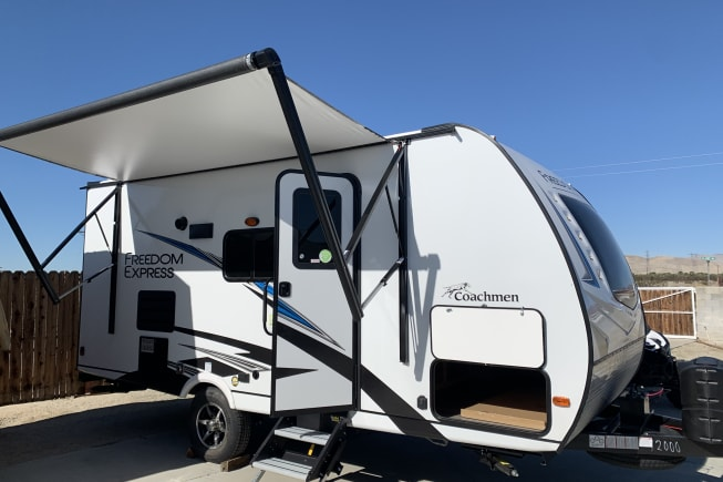 2020 Coachmen Pilot available for rent in Thousand Palms CA