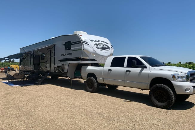 2020 ForestRiver CherokeeWolfPack available for rent in Vacaville CA
