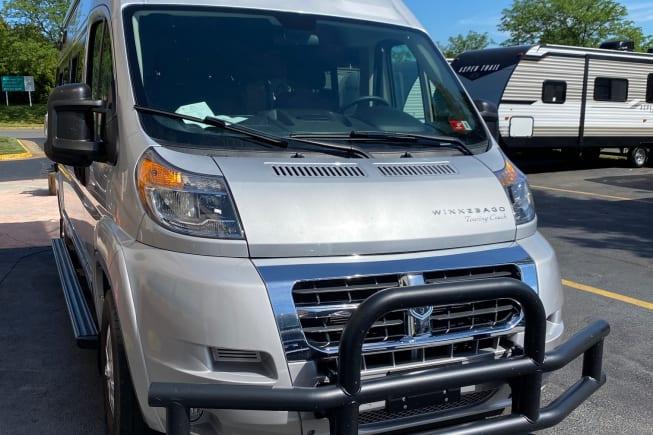 2018 Winnebago Travato available for rent in Herndon VA
