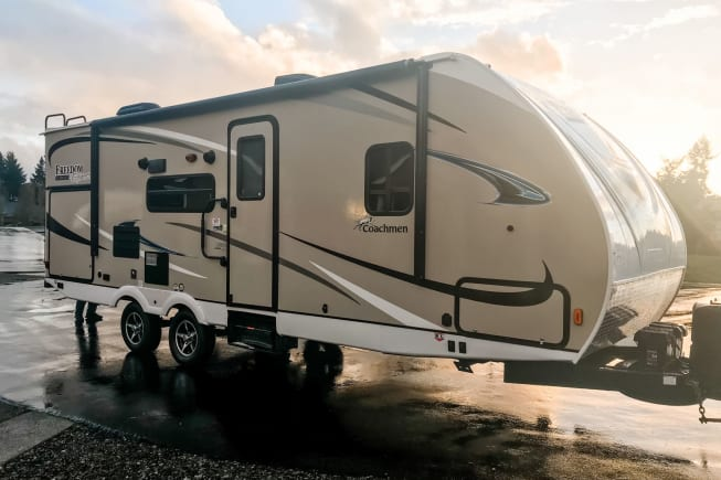 2018 Coachmen FreedomExpress available for rent in North Bend WA