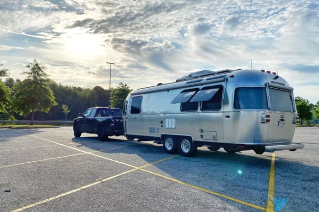 2019 Airstream International available for rent in College Park MD