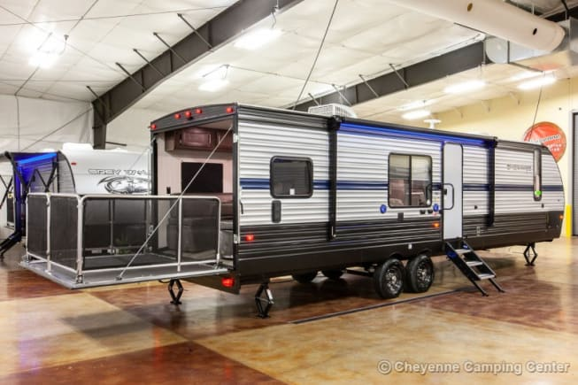 2020 Forest River Cherokee Grey Wolf 294rr available for rent in Loxahatchee FL