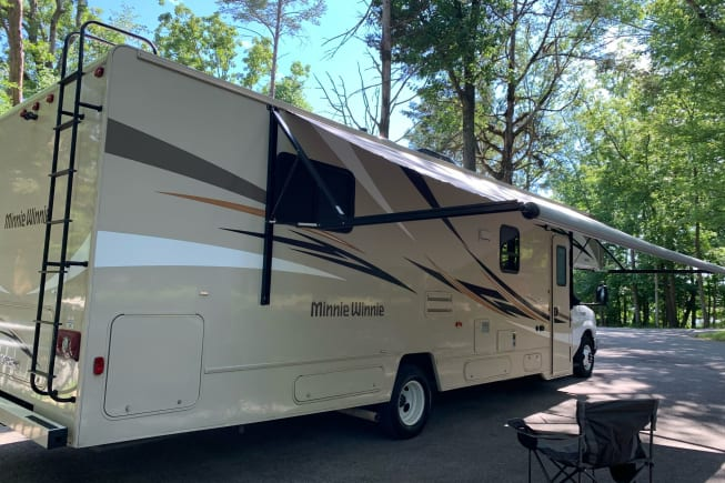 2019 Winnebago Minnie Winnie available for rent in Chattanooga TN