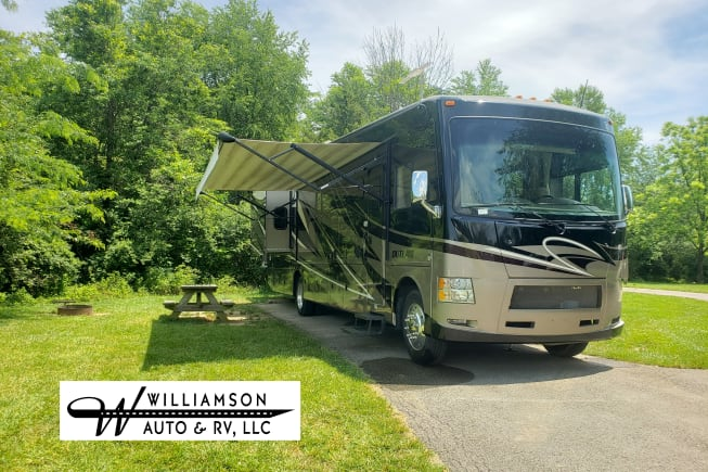 2015 Thor Motor Coach Outlaw available for rent in Scipio IN