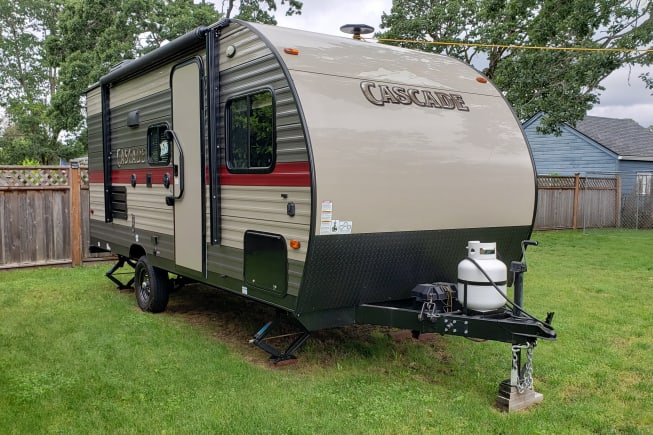 2019 Forest River Cascade Lite available for rent in Lakewood WA