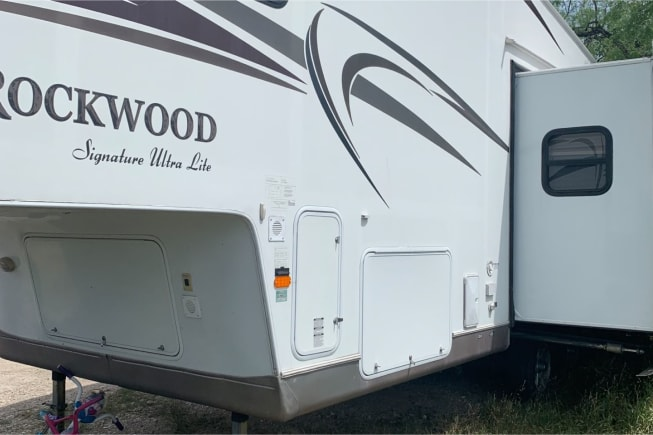 2010 Forest River Rockwood available for rent in BOERNE TX