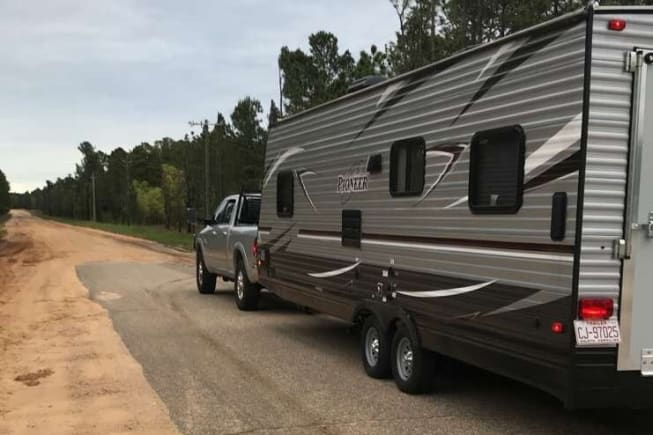 2018 Heartland Pioneer available for rent in Efland NC