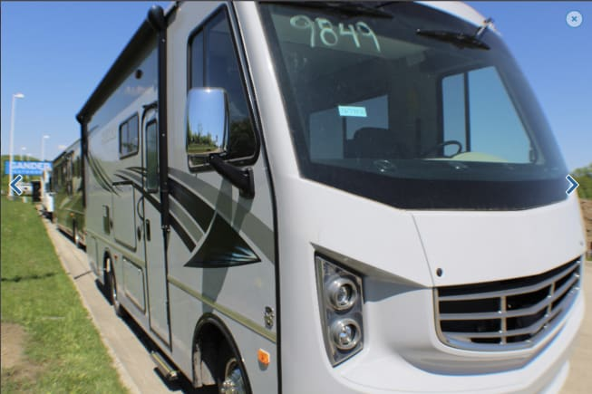 2018 Fleetwood Avion available for rent in Fayetteville GA