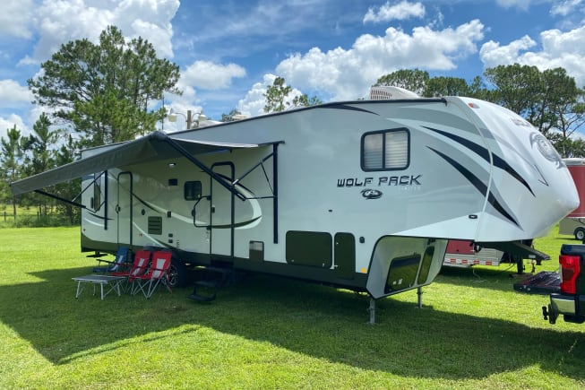 2016 Forest River Wolf Pack available for rent in New Smyrna Beach FL