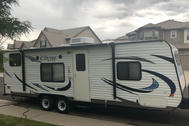 2013 Forest River Salem Cruise Lite available for rent in Parker CO