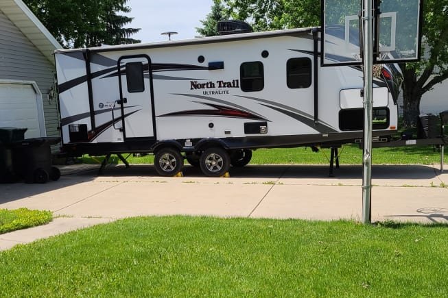 2019 Heartland North Trail available for rent in GREEN BAY WI