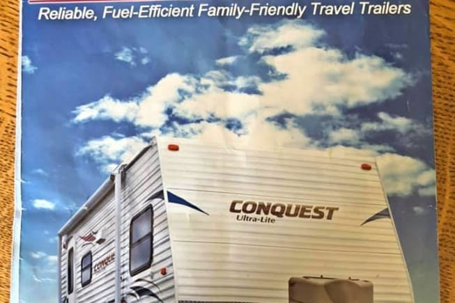 2012 Gulf Stream Conquest Lite available for rent in Bel Air MD