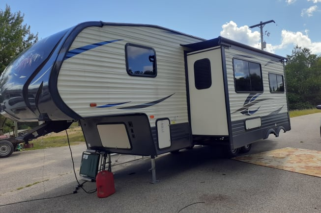 2018 Palomino Puma available for rent in CEDAR SPRINGS MI