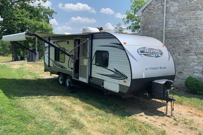 2016 Forest River Salem Cruise Lite available for rent in ARLINGTON VA