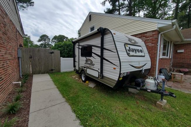 2018 Jayco Jay Flight available for rent in VIRGINIA BEACH VA