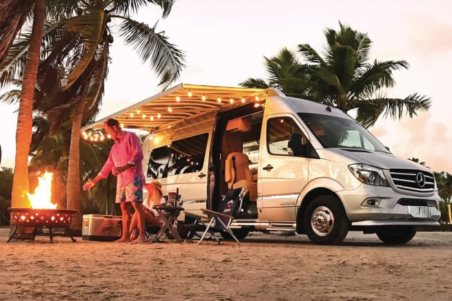 2018 Airstream Interstate available for rent in Anna maria FL
