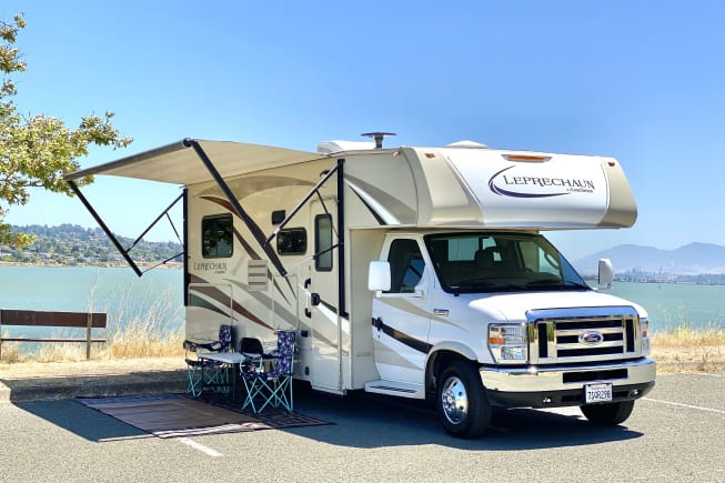 2017 Coachmen Leprechaun available for rent in American Canyon CA