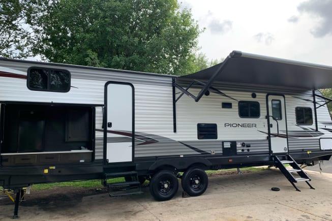 2020 Heartland Pioneer available for rent in San Antonio TX