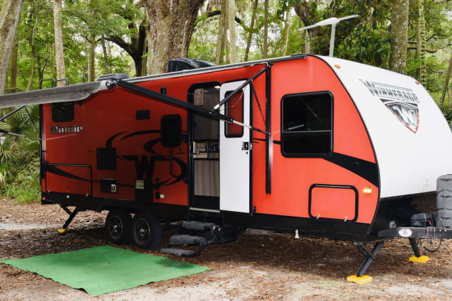 2017 Winnebago Minnie available for rent in Jacksonville FL