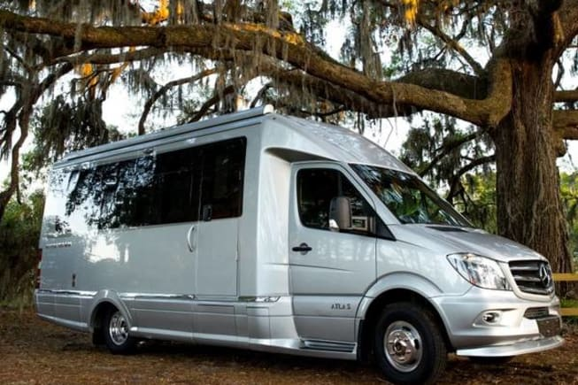 2019 Airstream Interstate - Atlas B+ available for rent in Anna maria FL