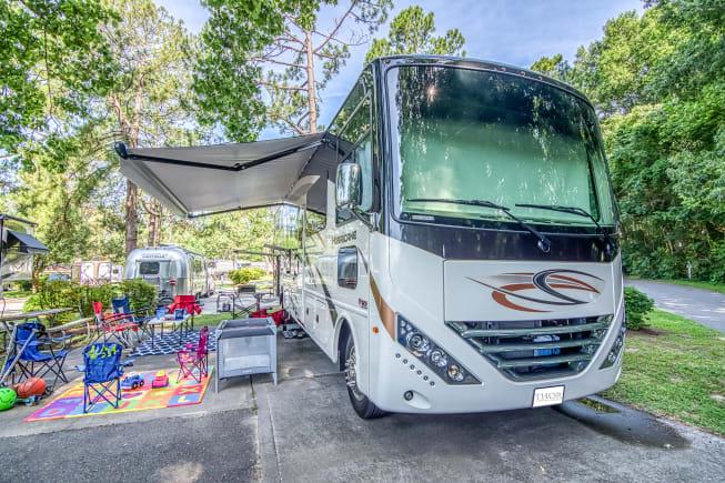 2020 Thor Motor Coach Hurricane available for rent in Woodbridge VA