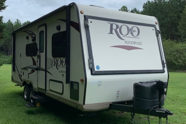 2018 Forest River Rockwood Roo available for rent in Griffin GA