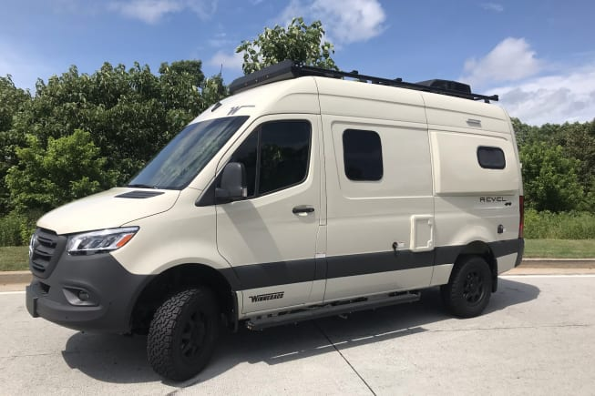 2020 Winnebago Revel available for rent in Georgetown TX