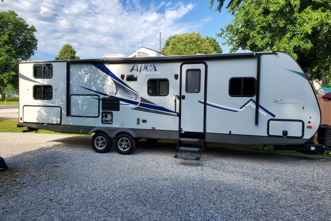 2019 Coachmen Apex available for rent in Evansville IN