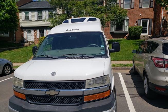 2012 Roadtrek 190 Popular available for rent in Sterling VA