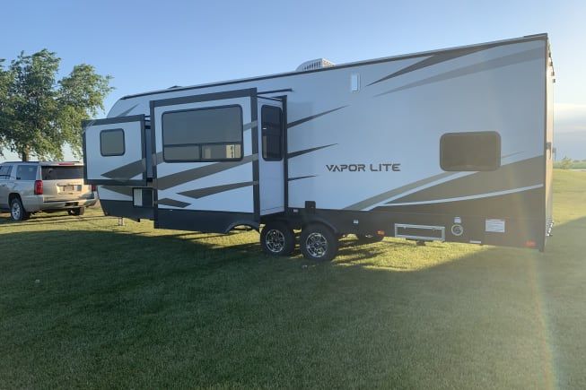 2020 Keystone Impact available for rent in Bryant SD