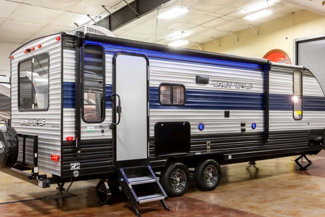2020 Forest River Cherokee Grey Wolf 23mk available for rent in Rockford IL