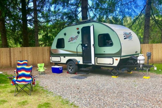 2015 Forest River R-Pod 178 available for rent in Federal way WA