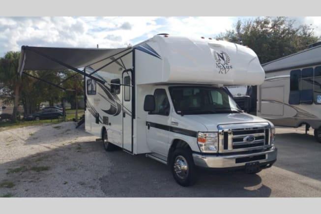 2020 Nexus Triumph 23T available for rent in Miami FL
