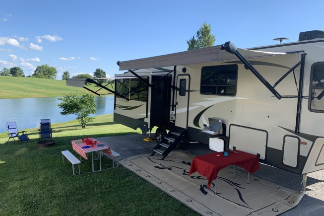 2018 Keystone Cougar available for rent in Georgetown KY