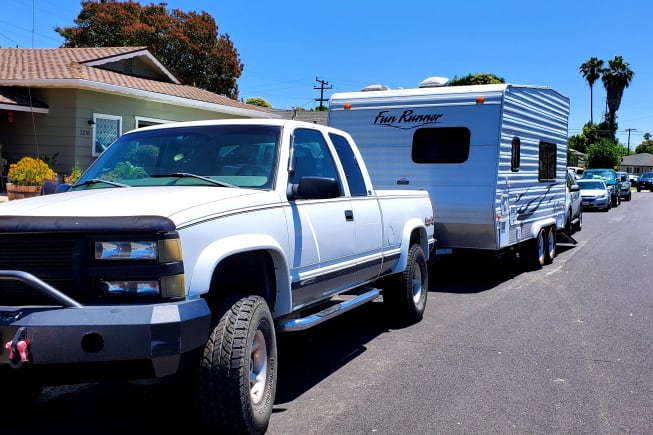 Let us deliver and set up your RV at your camp site so all you have to do is have fun. Save on gas and insurance costs.