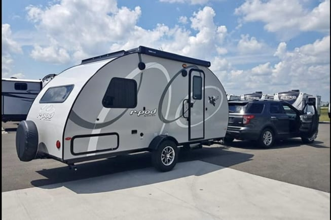 2019 Forest River R-Pod available for rent in Brecksville OH