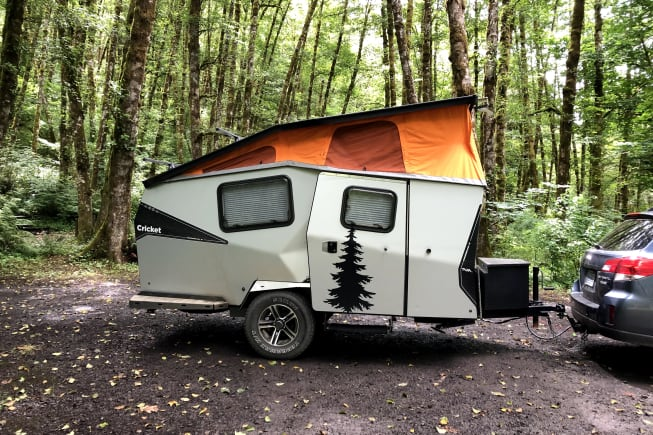 2016 TAXA Outdoors Cricket available for rent in Portland OR