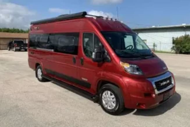 2020 Winnebago Travato available for rent in Wesley Chapel FL