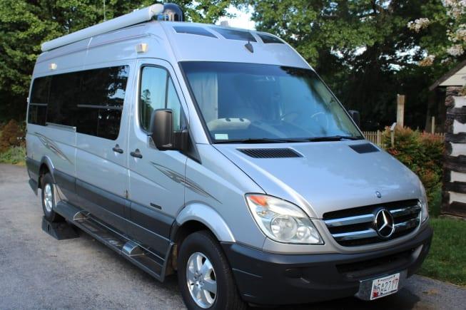 2009 Roadtrek Roadtrek Rs-Adventurous available for rent in New Market MD