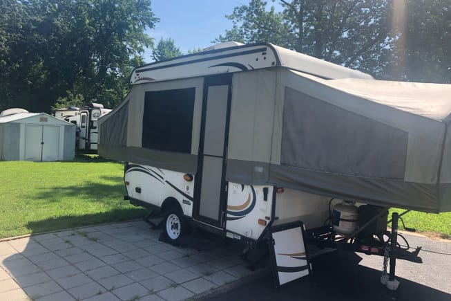 2014 Viking 2107EpicPopUpCamper available for rent in Delran NJ
