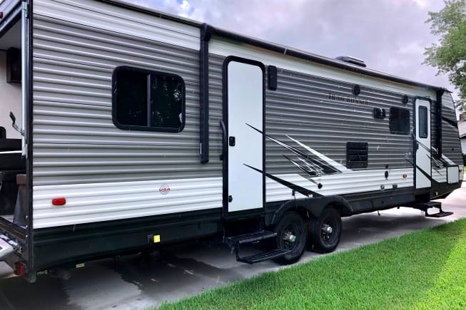 2020 Heartland Trail Runner available for rent in Mont Belvieu TX