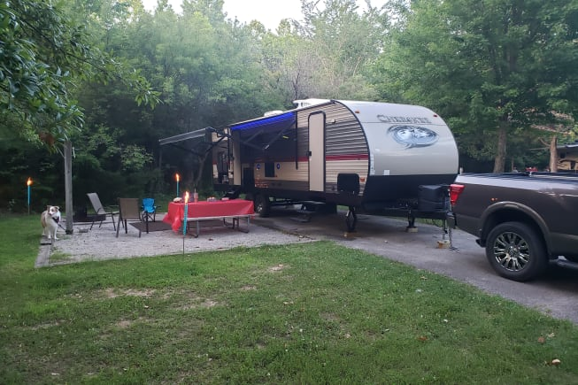 2018 Forest River Cherokee available for rent in Kansas City KS