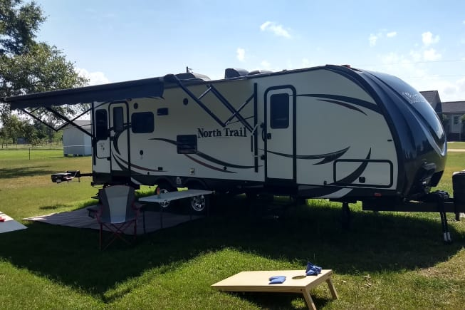 2015 Heartland North Trail available for rent in Cordele GA